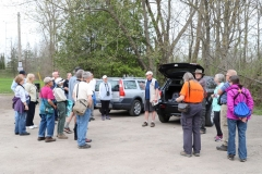 2018-05-09 Coldstream - Leader Gord and the Group